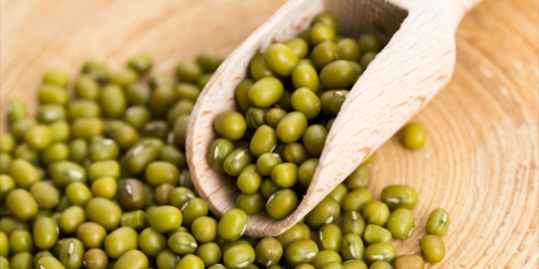 Gambar Pakan Merpati Kacang Hijau