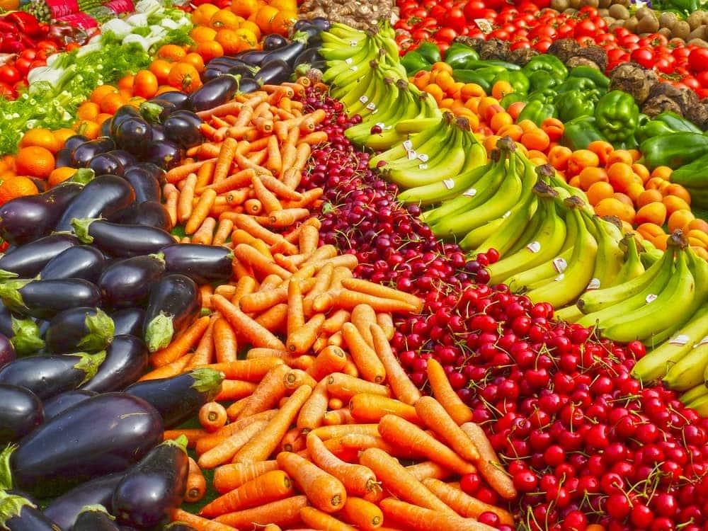 Foto Buah dan Sayuran